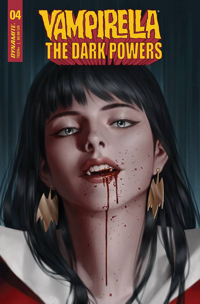 STL180370 ComicList: Dynamite Entertainment New Releases for 03/17/2021