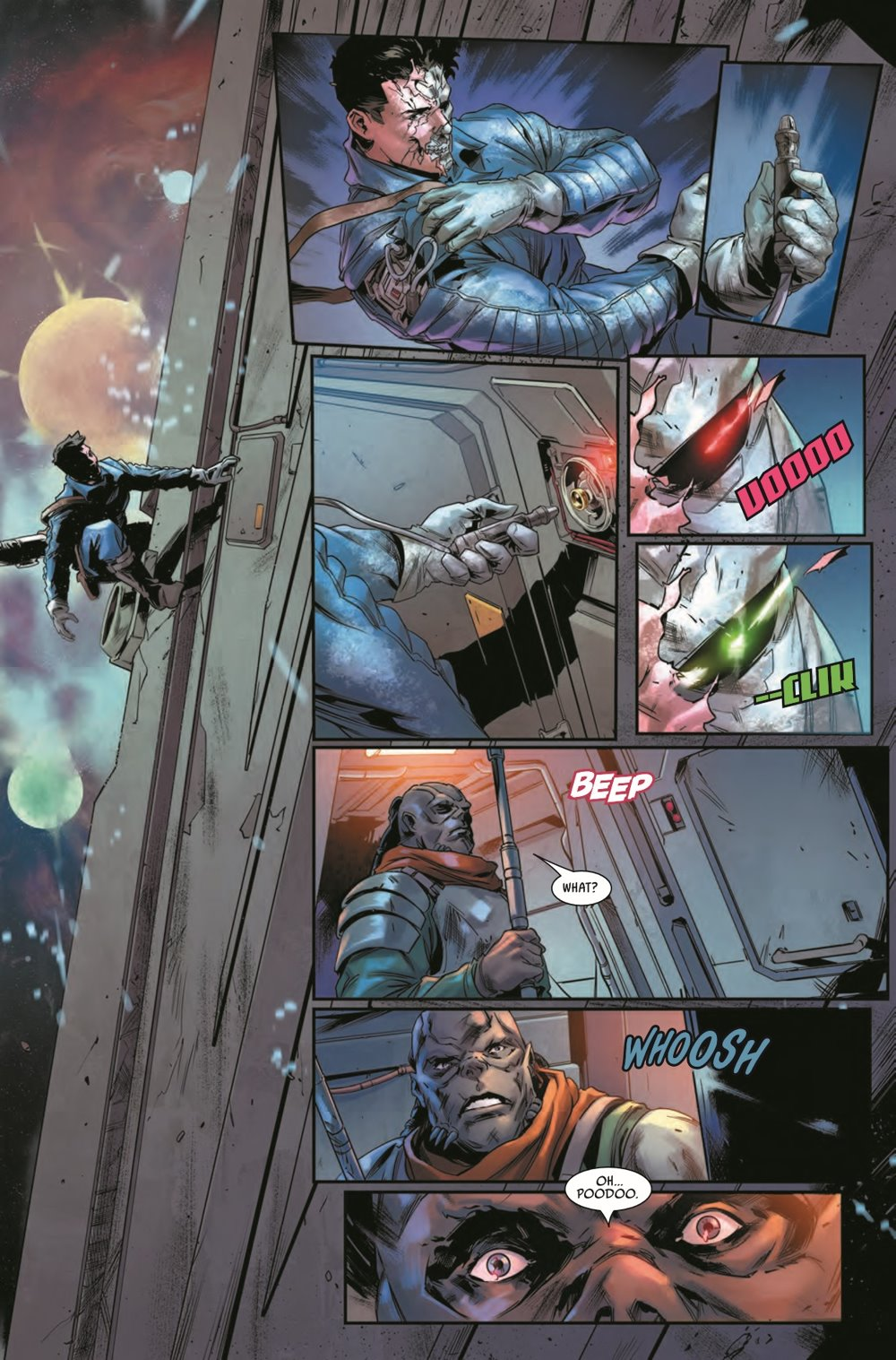 STWBOUNTYHUNT2020010_Preview-4 ComicList Previews: STAR WARS BOUNTY HUNTERS #10