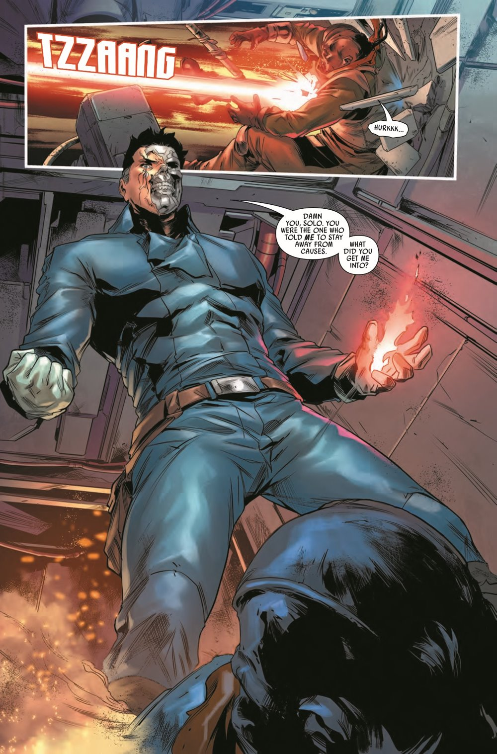 STWBOUNTYHUNT2020010_Preview-5 ComicList Previews: STAR WARS BOUNTY HUNTERS #10