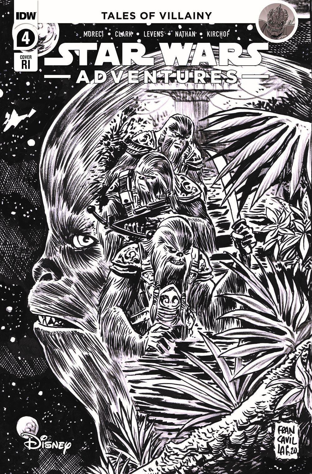 SWA-04-Cover-RI ComicList Previews: STAR WARS ADVENTURES VOLUME 2 #4