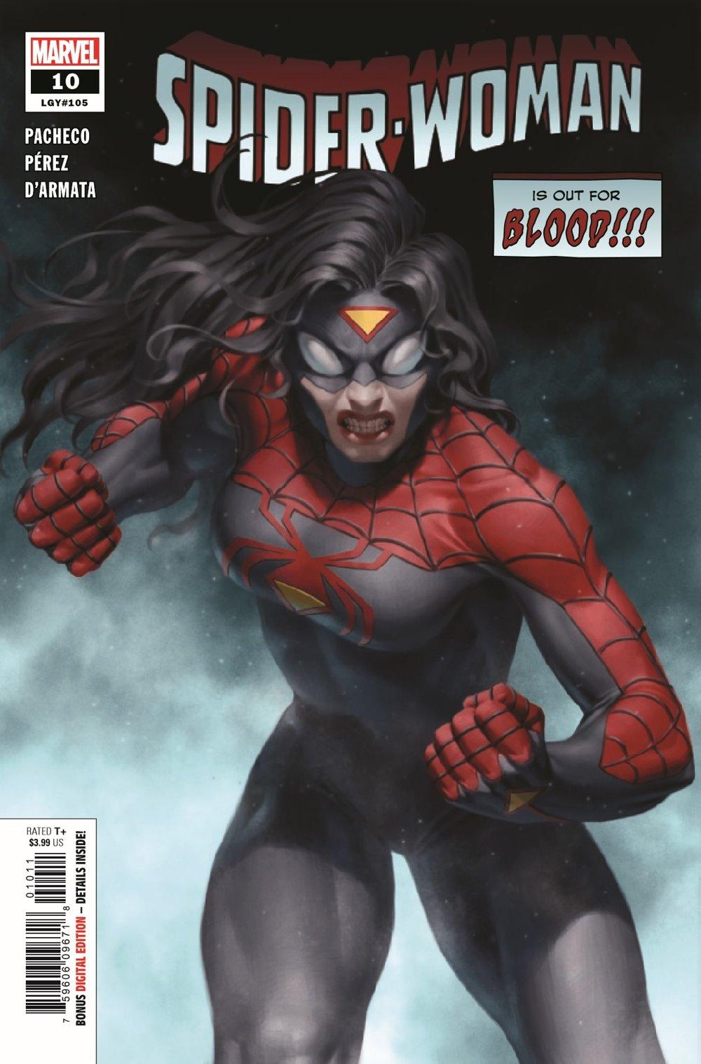 SWOMAN2020010_Preview-1 ComicList Previews: SPIDER-WOMAN #10