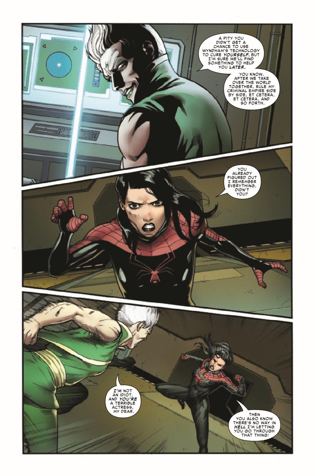 SWOMAN2020010_Preview-4 ComicList Previews: SPIDER-WOMAN #10