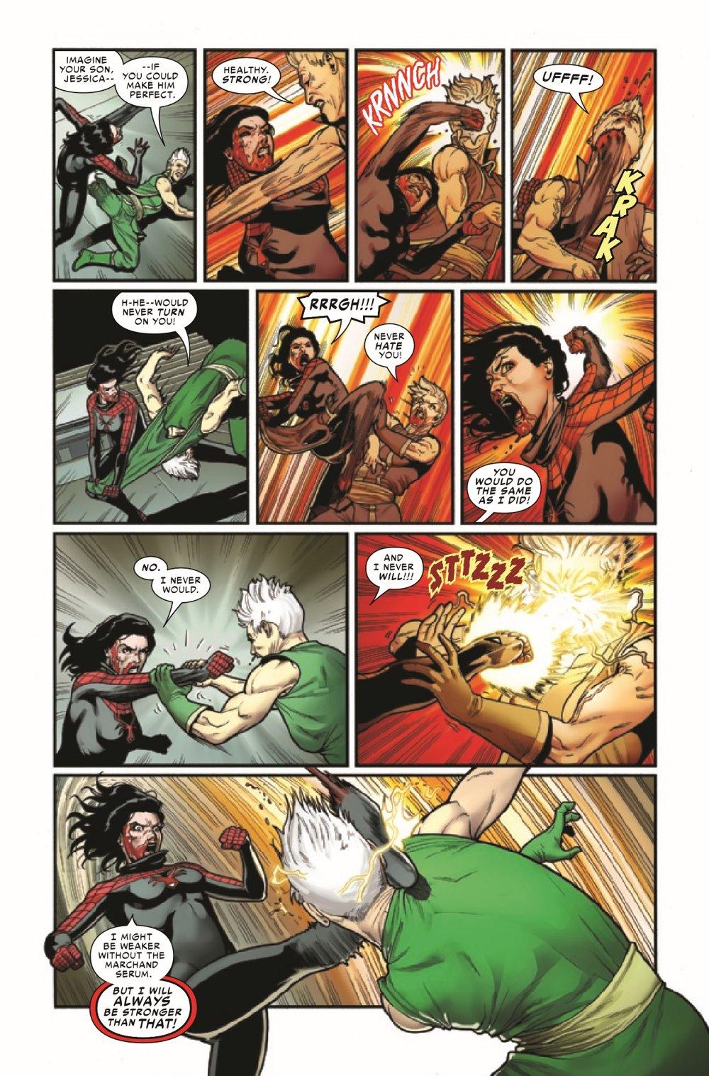 SWOMAN2020010_Preview-6 ComicList Previews: SPIDER-WOMAN #10