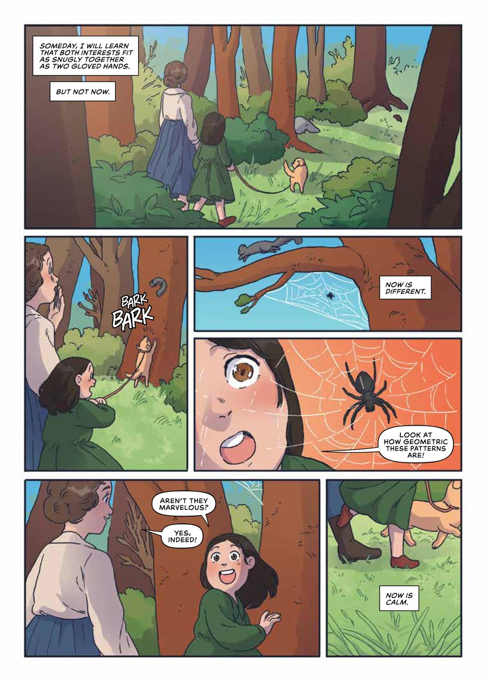 Seen_RachelCarson_OGN_SC_PRESS_13 ComicList Previews: SEEN TRUE STORIES OF MARGINALIZED TRAILBLAZERS VOLUME 2 RACHEL CARSON GN