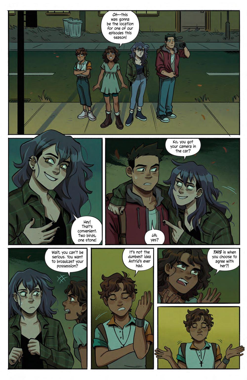 SpecterInspectors_002_PRESS_5 ComicList Previews: SPECTER INSPECTORS #2 (OF 5)