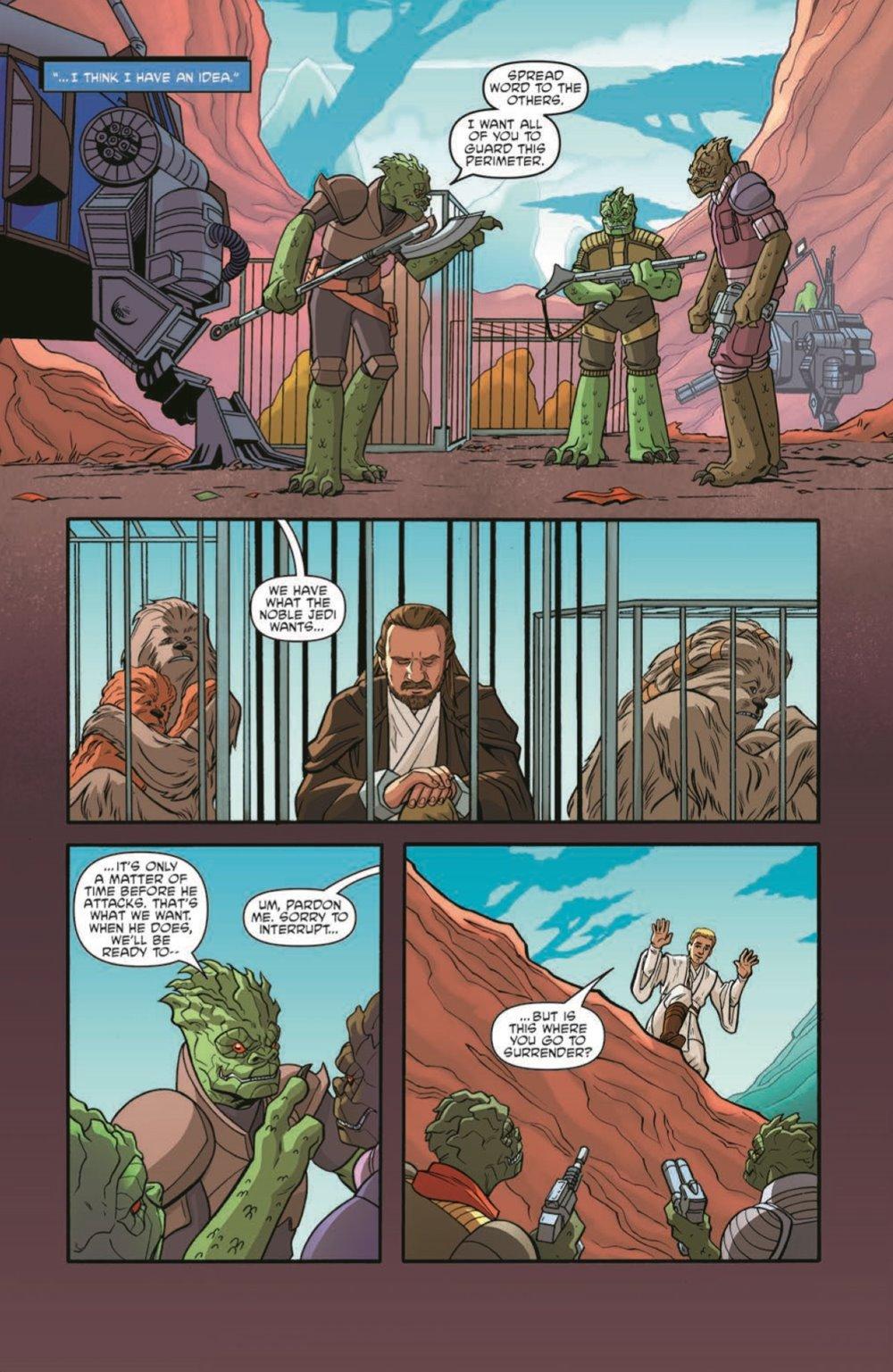 StarWarsAdv04-pr-6 ComicList Previews: STAR WARS ADVENTURES VOLUME 2 #4