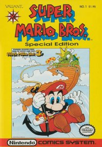 Super_Mario_Bros_Special_Edition_Vol_1_1-207x300 Comic Trends & Oddballs: X-Men, Spider-Clones, Super Mario