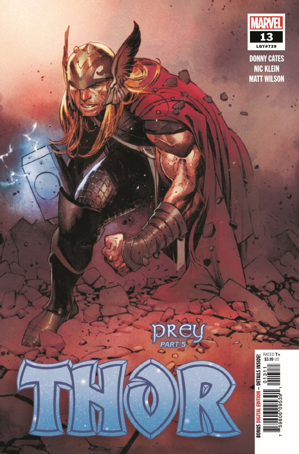 THOR2020013_Preview-1 ComicList Previews: THOR #13