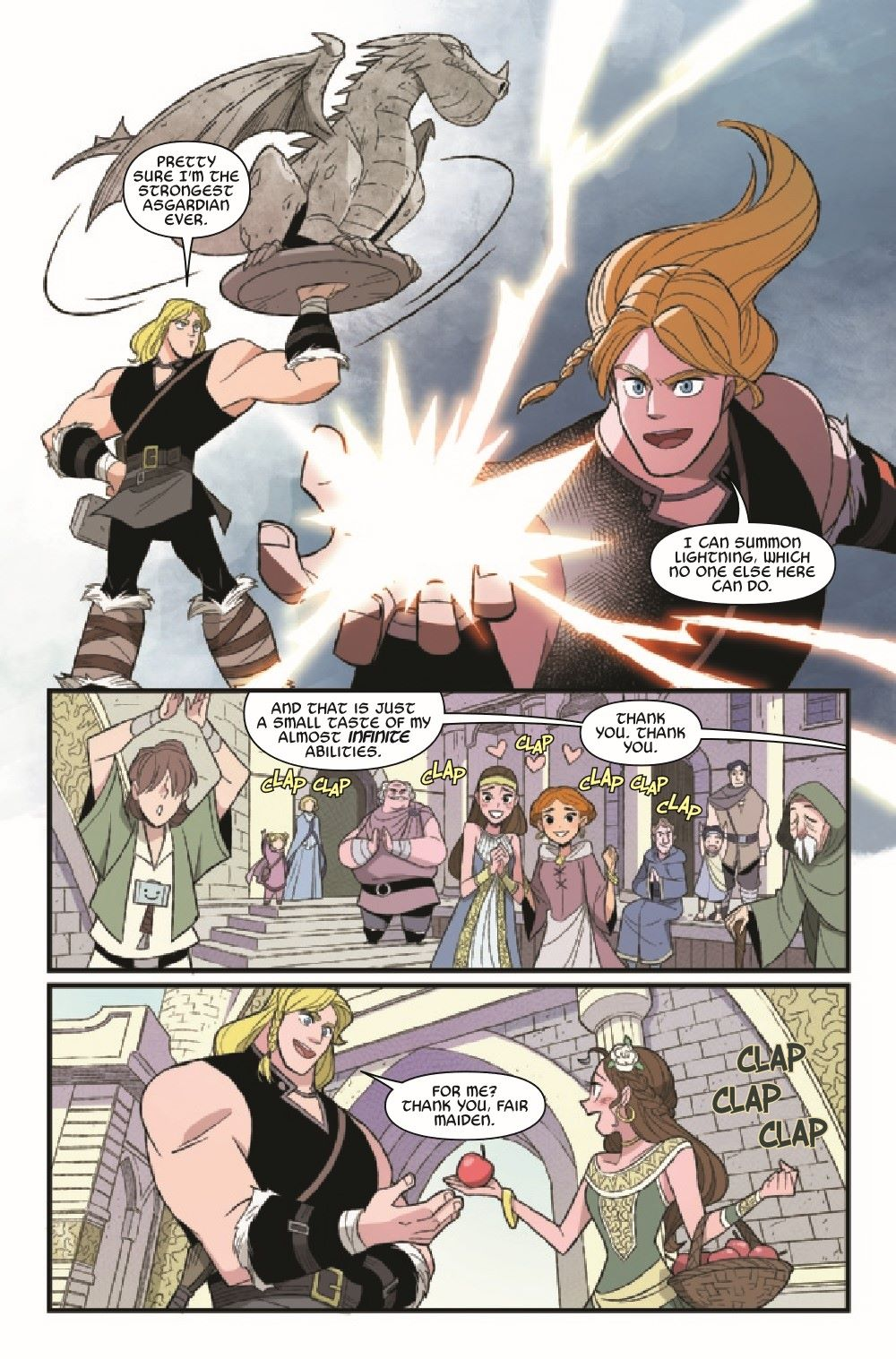 THORLOKIDT2020001_Preview-5 ComicList Previews: THOR AND LOKI DOUBLE TROUBLE #1 (OF 4)