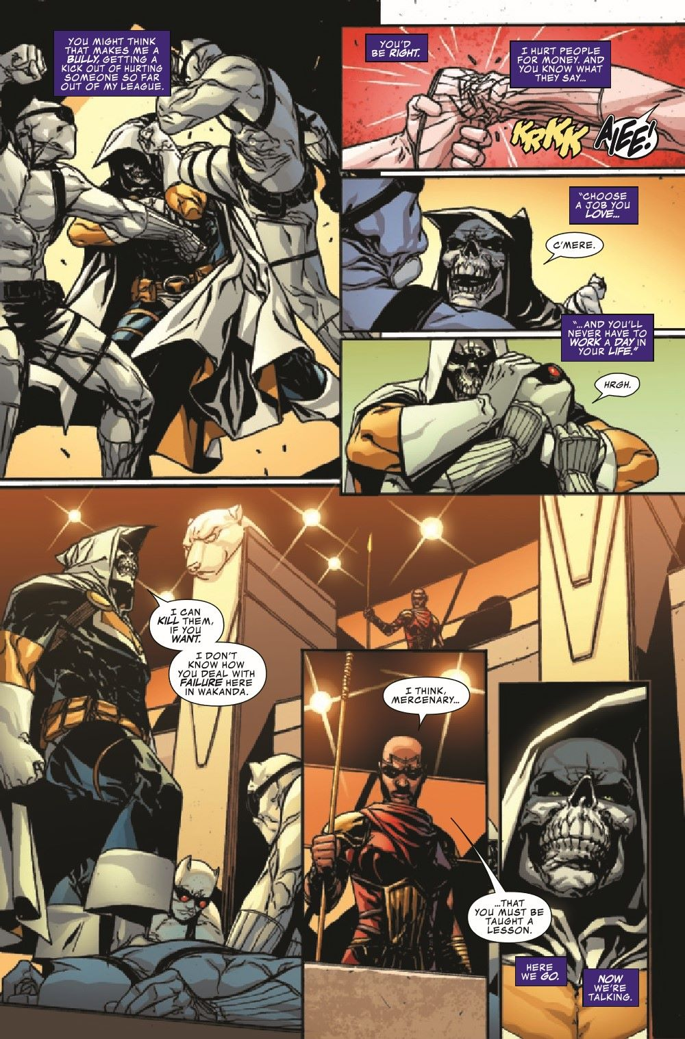 TMASTER2020004_Preview-4 ComicList Previews: TASKMASTER #4 (OF 5)