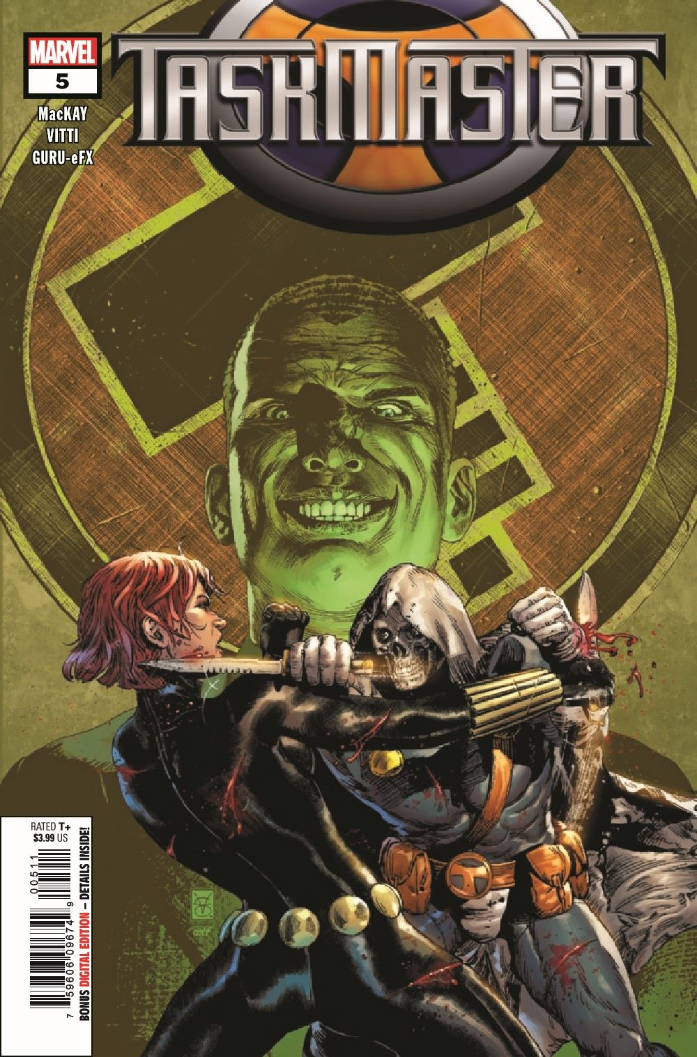 TMASTER2020005_Preview-1 ComicList Previews: TASKMASTER #5 (OF 5)