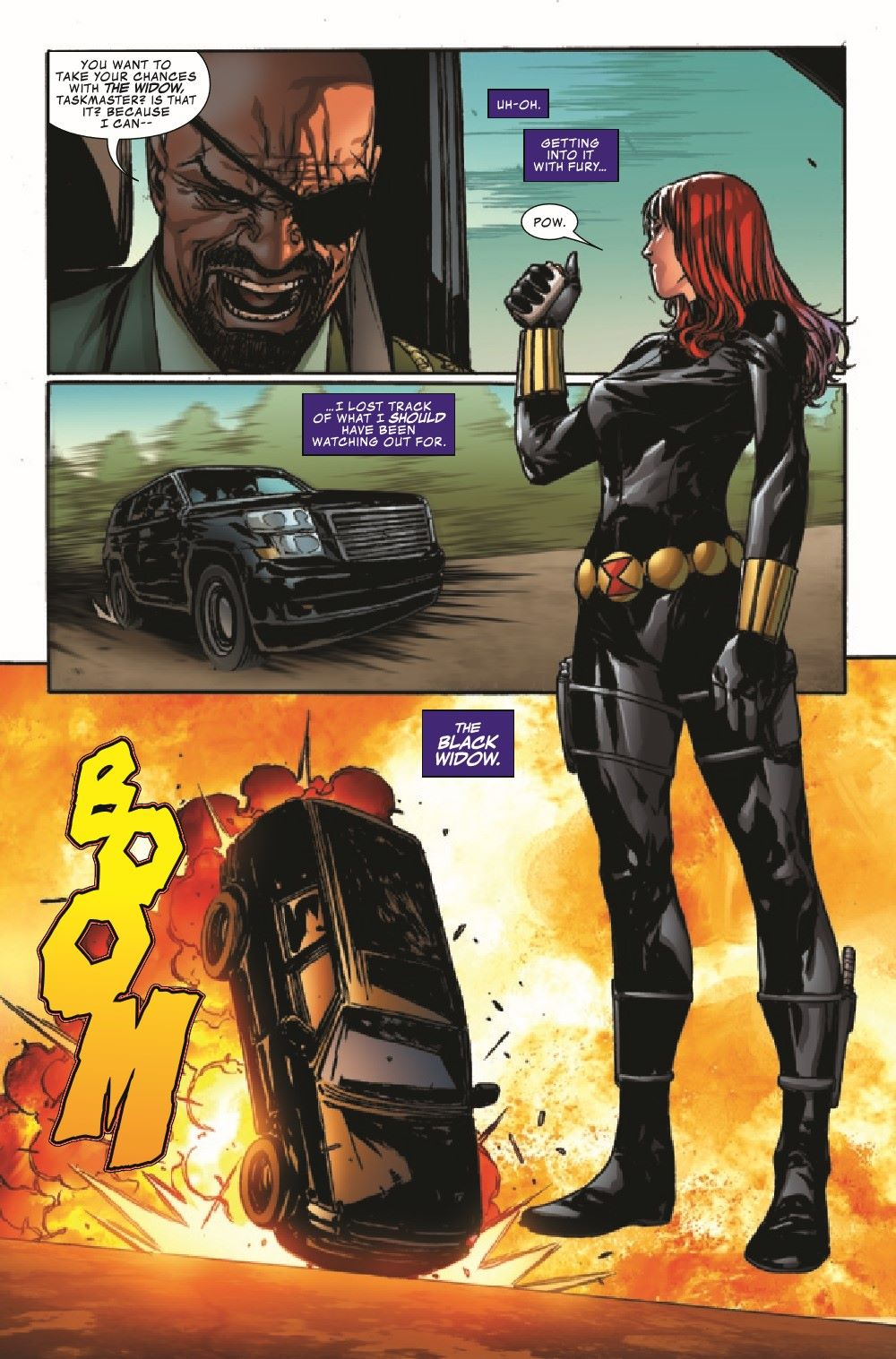 TMASTER2020005_Preview-3 ComicList Previews: TASKMASTER #5 (OF 5)