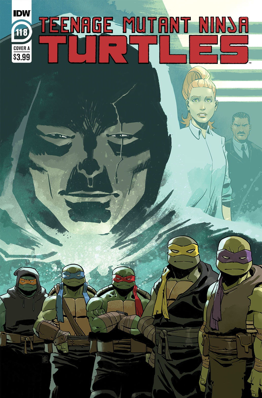 TMNT118_cvrA-copy IDW Publishing June 2021 Solicitations