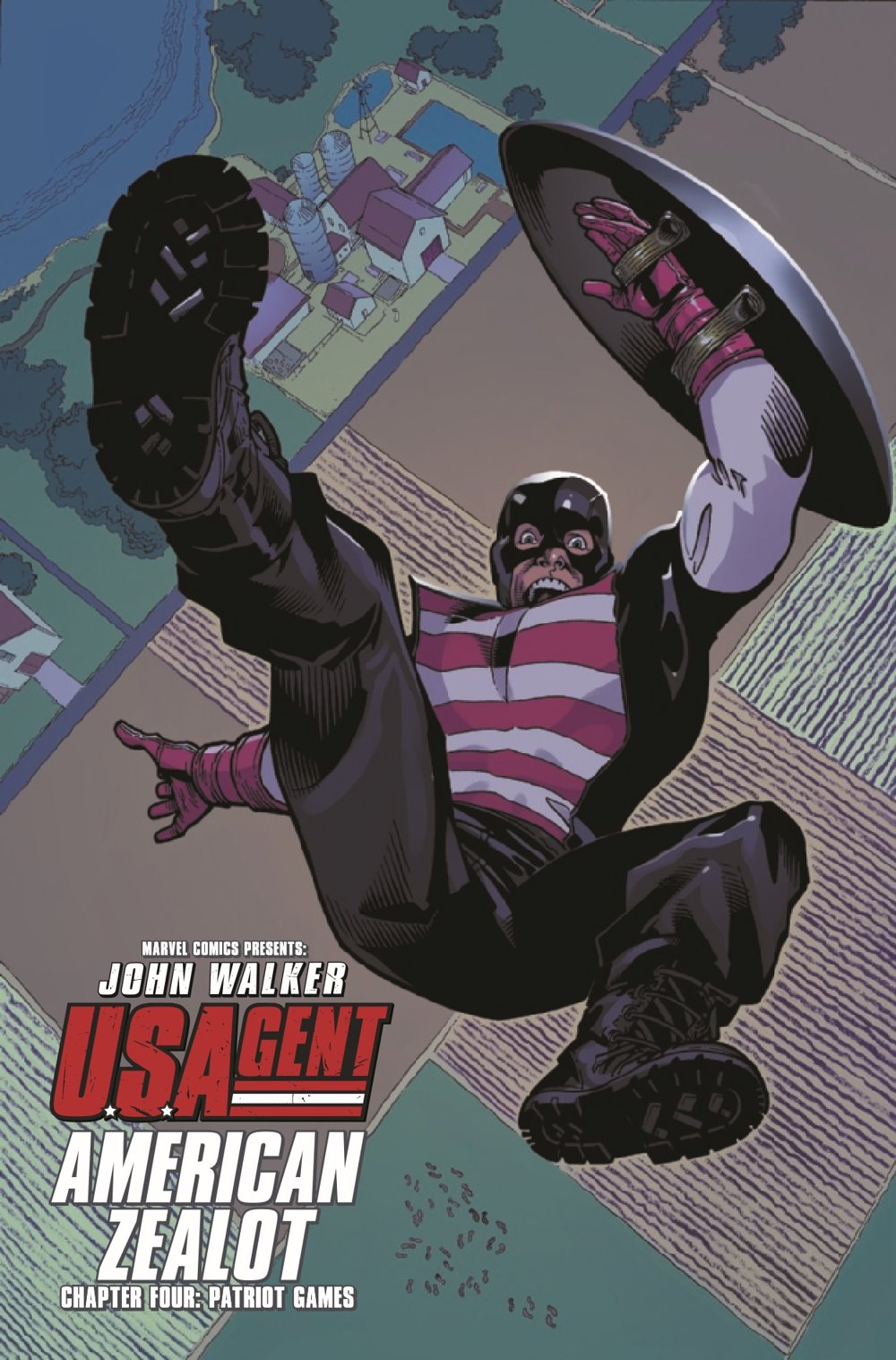 USAGENT2020004_Preview-4 ComicList Previews: U.S.AGENT #4 (OF 5)