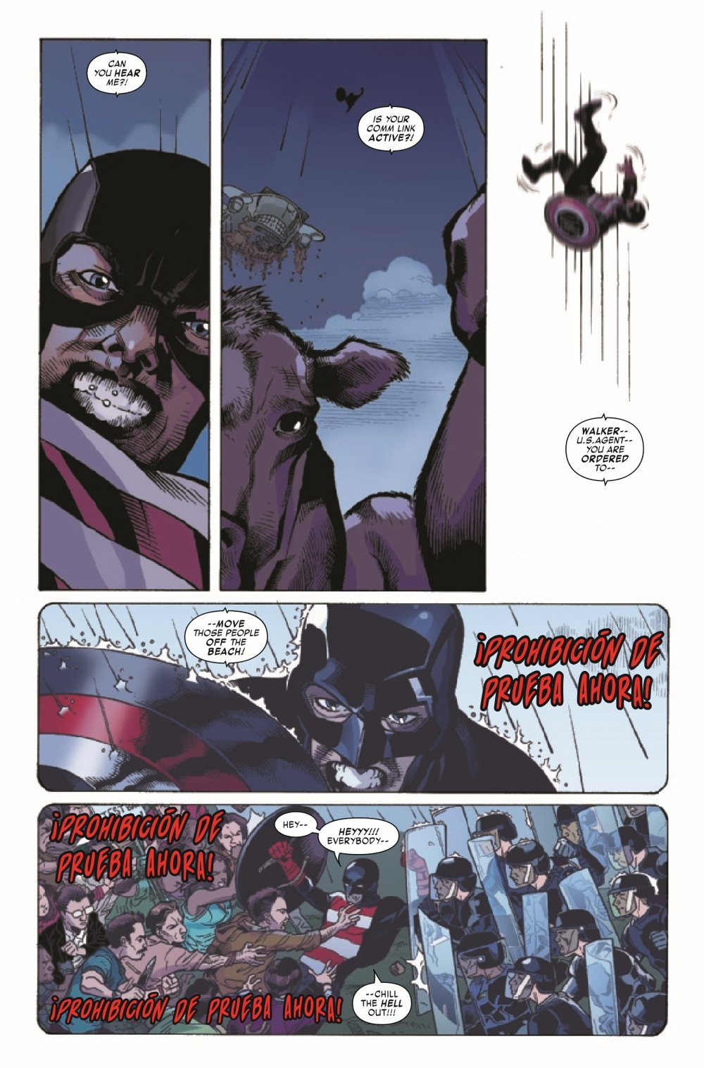 USAGENT2020004_Preview-5 ComicList Previews: U.S.AGENT #4 (OF 5)