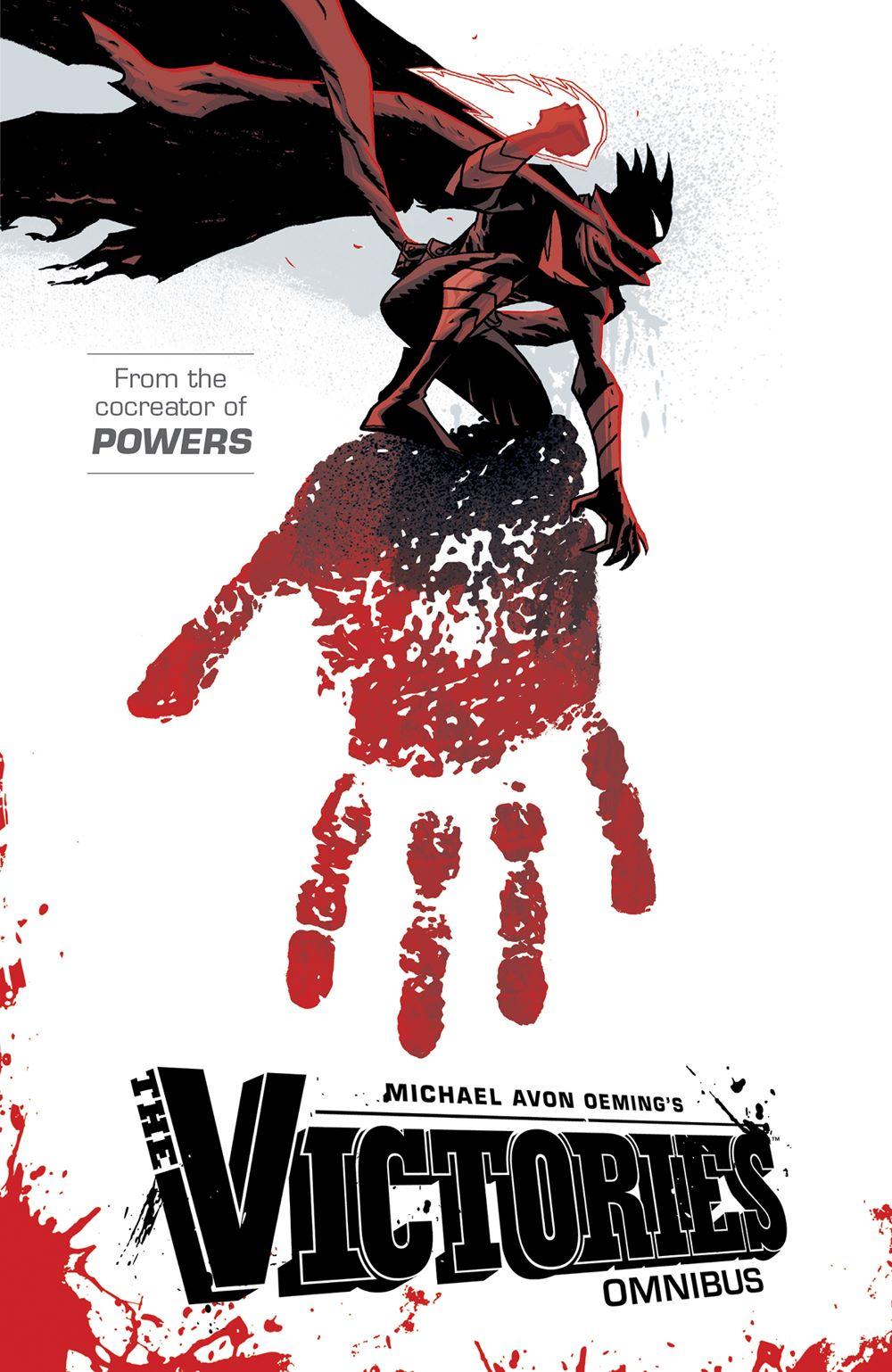 VICTORO_TPB_CVR_4x6_SOL Dark Horse Comics June 2021 Solicitations