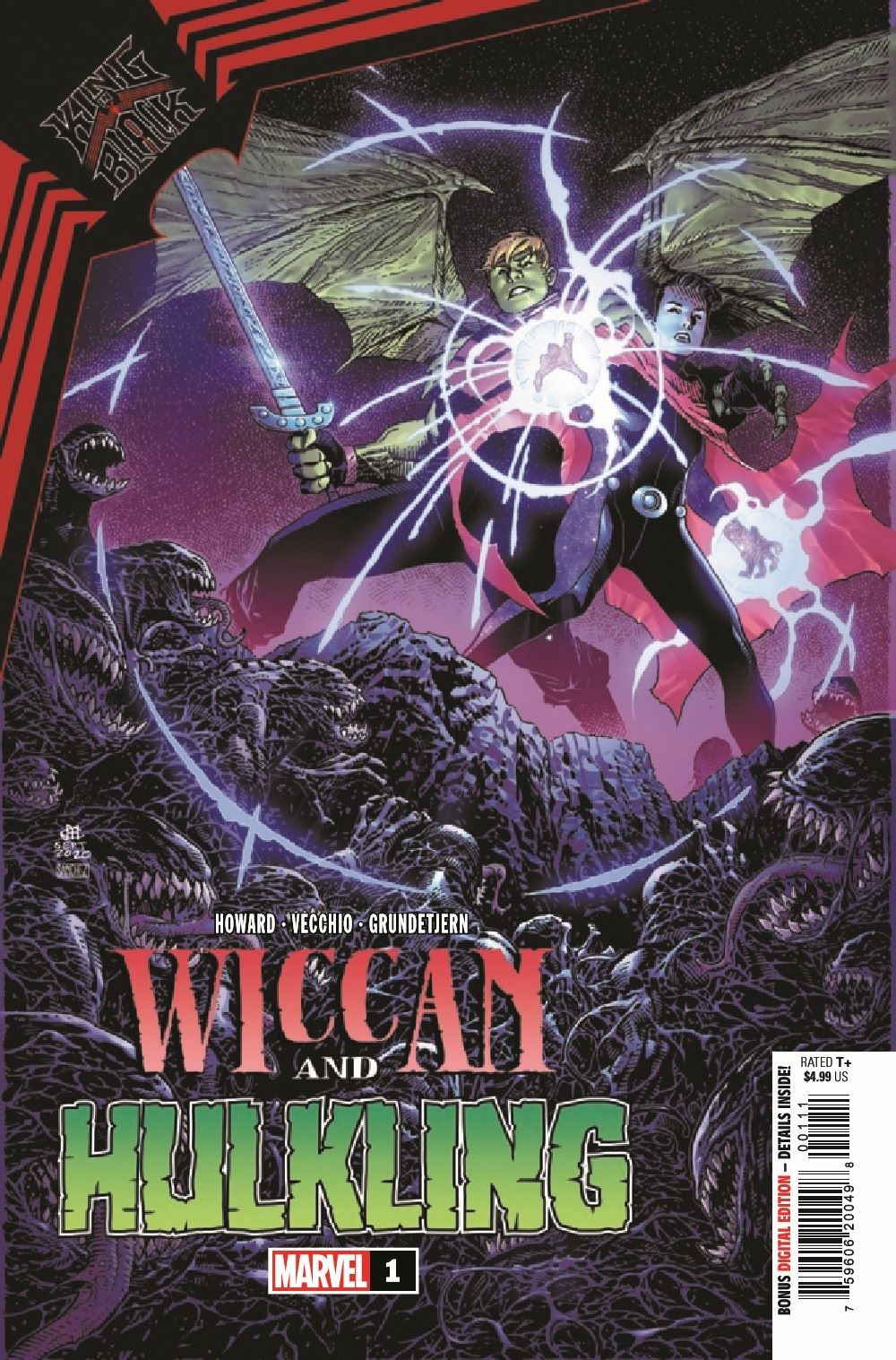 WICCHULKKIB2021001_Preview-1 ComicList Previews: KING IN BLACK WICCAN AND HULKING #1