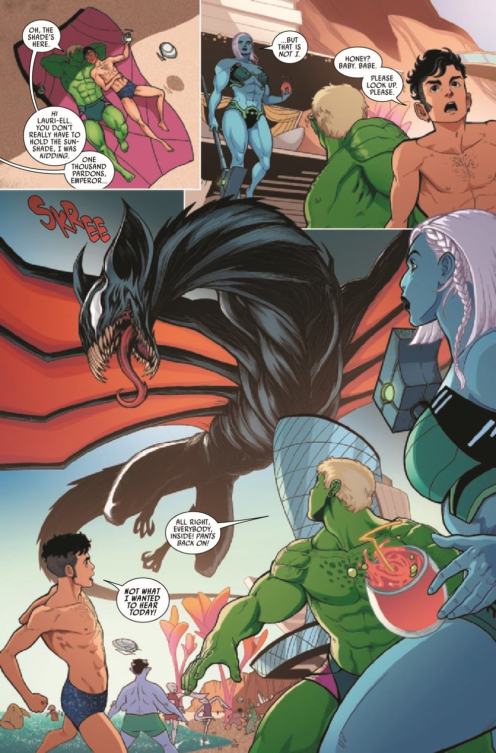 WICCHULKKIB2021001_Preview-6 ComicList Previews: KING IN BLACK WICCAN AND HULKING #1