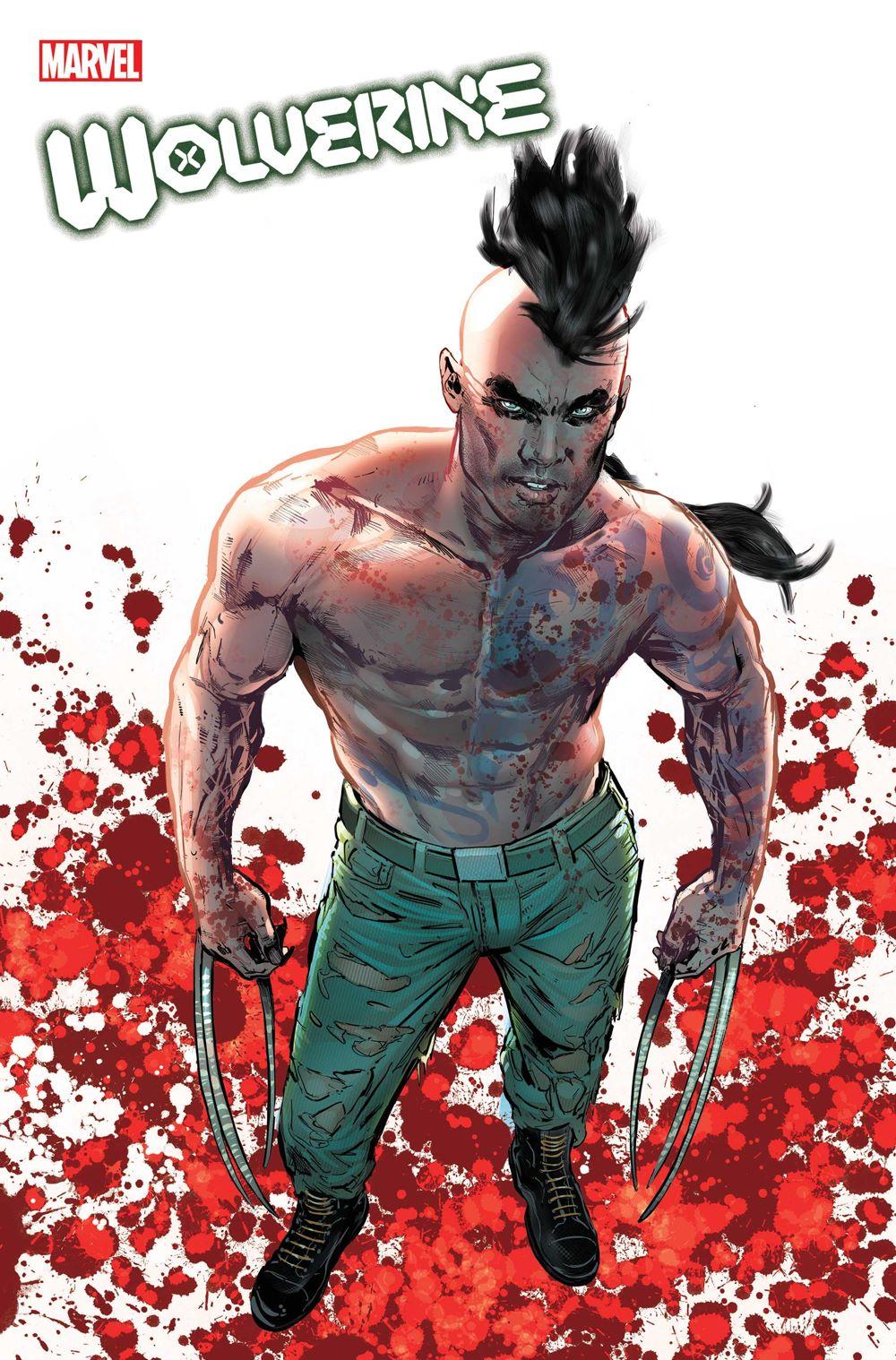 WOLVERINE_13_PrideVar-1 Marvel Comics June 2021 Solicitations