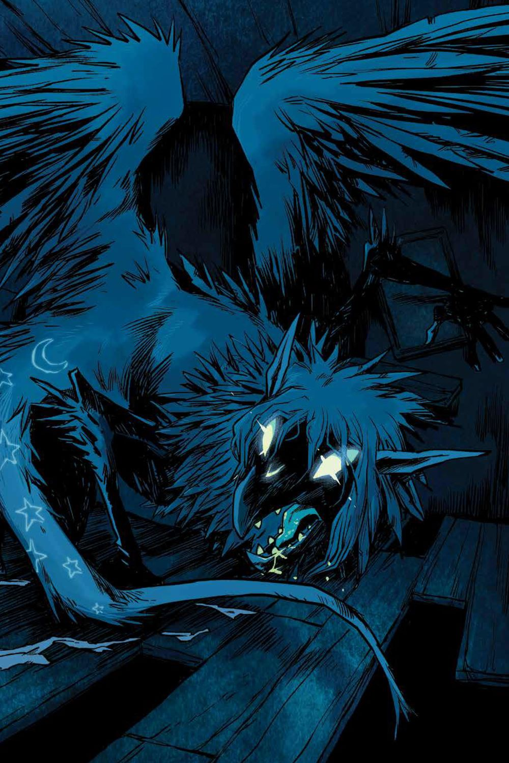Wynd_v1_HC_PRESS_13 ComicList Previews: WYND VOLUME 1 THE FLIGHT OF THE PRINCE HC (COMIC BOOK SHOP EXCLUSIVE HARDCOVER EDITION)