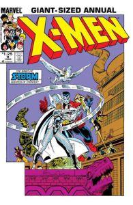 XmenAnnual9-195x300 Loki vs the X-Men - No Laughing Matter