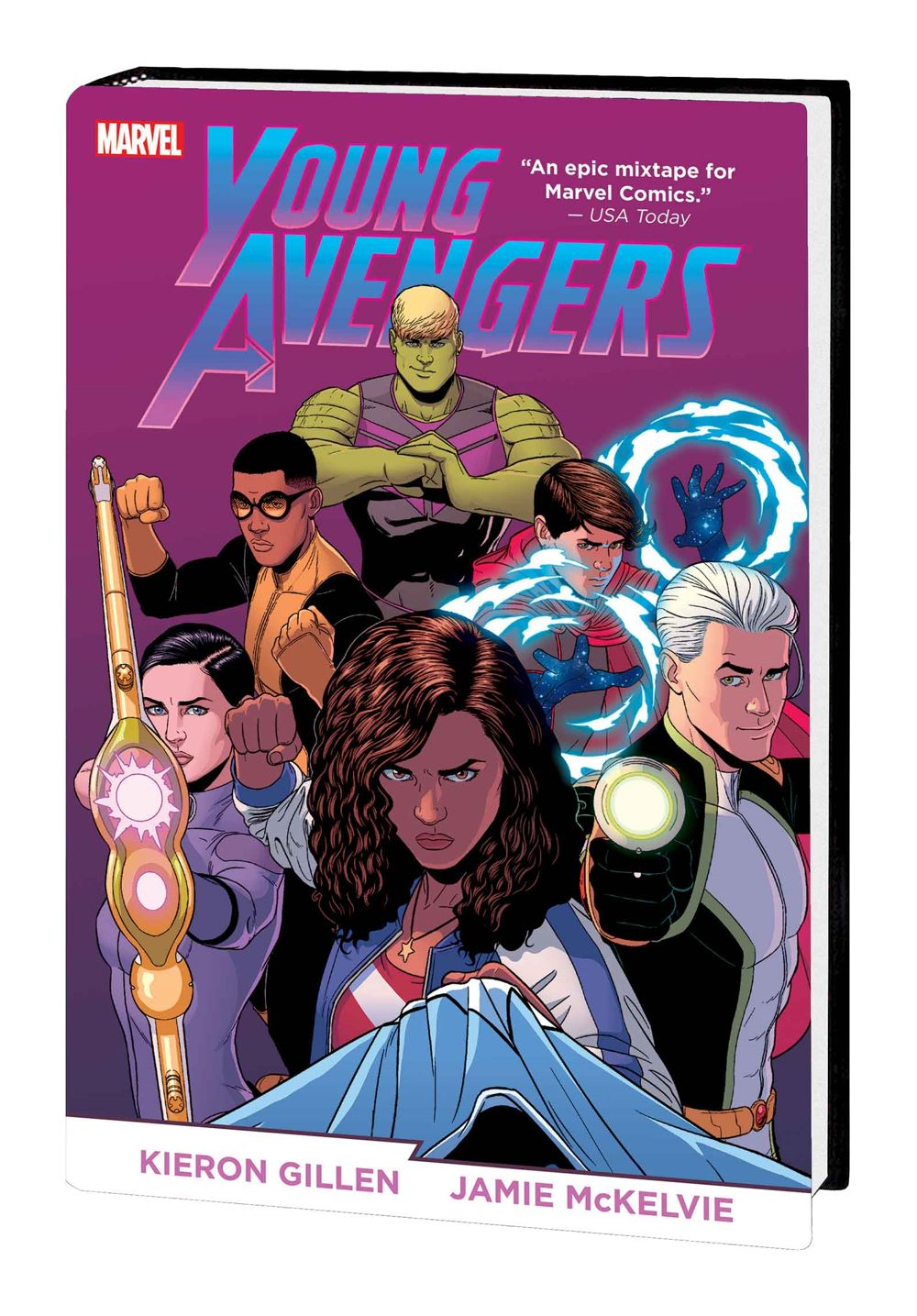 YNGAVNKGJMOMNI_HC Marvel Comics June 2021 Solicitations