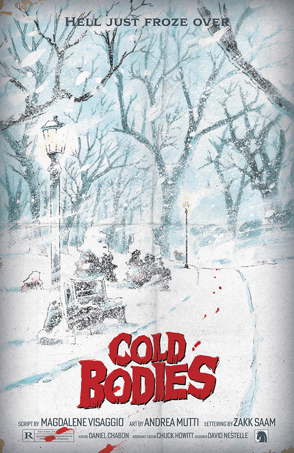 coldbodcov Horror leads to trauma in COLD BODIES
