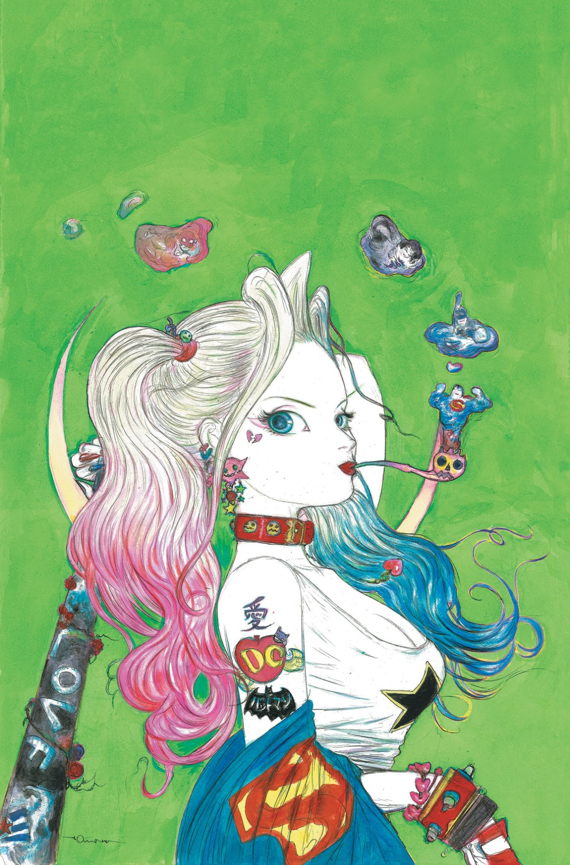 harleyquinnthank-you ComicList: DC Comics New Releases for 03/24/2021