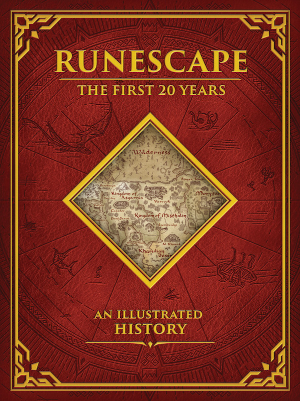 runescapecov Jagex and Dark Horse to publish official RuneScape Companion Book