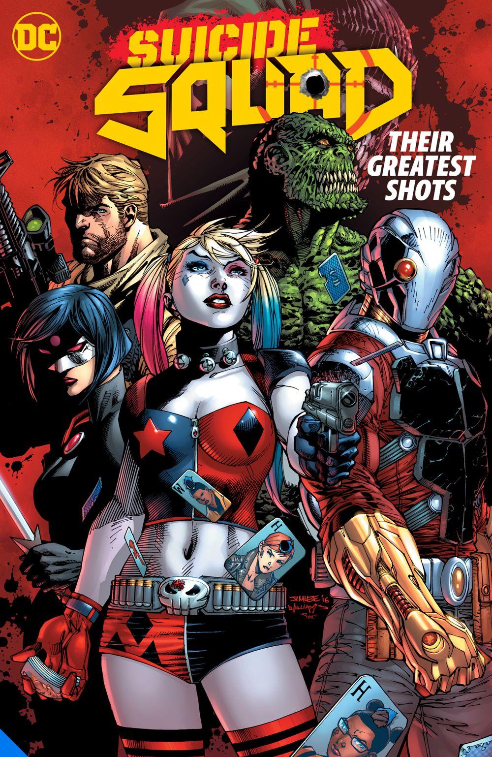 sucidesquadtheirgreatestshots_adv DC Comics June 2021 Solicitations