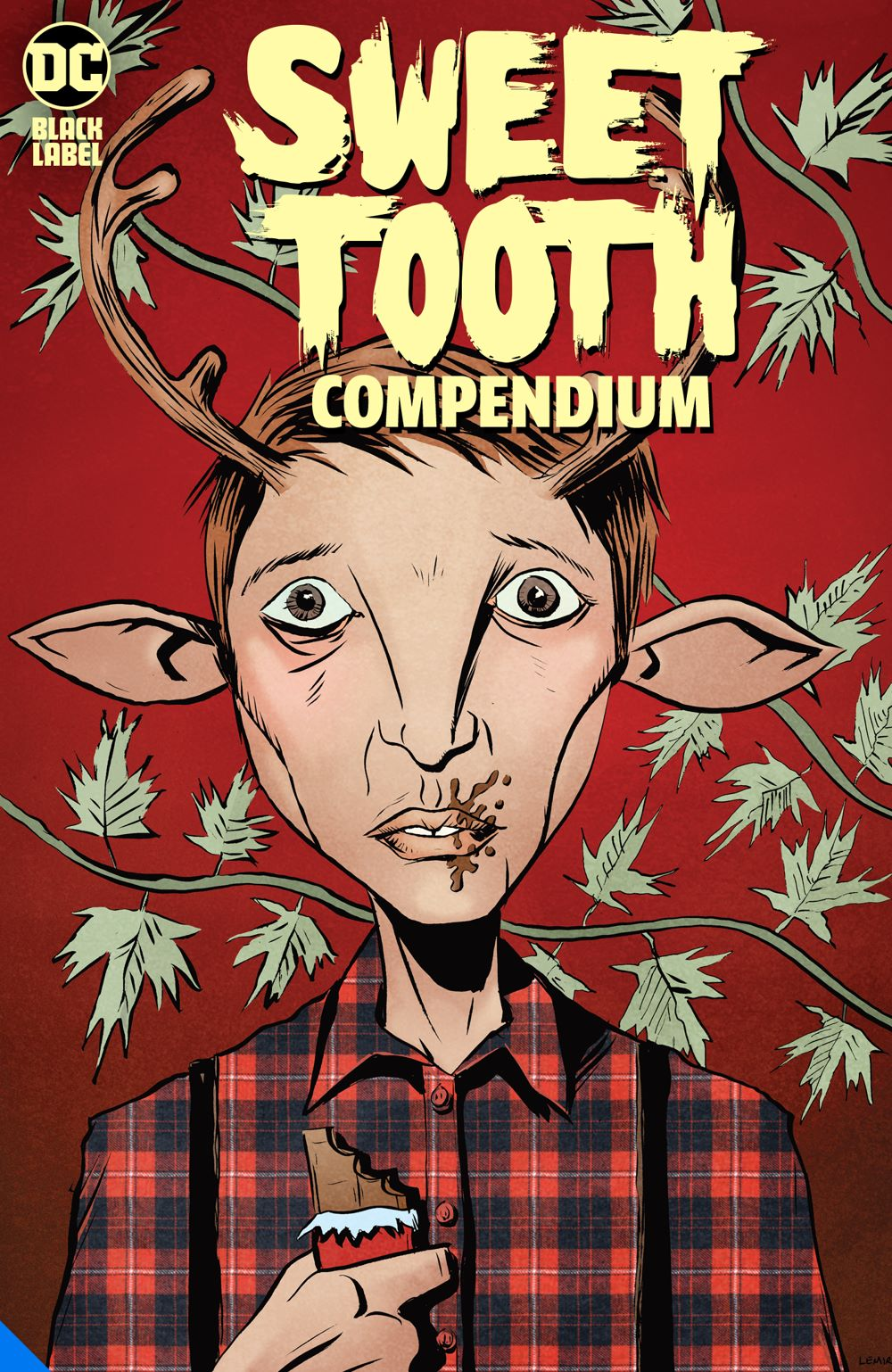 sweettoothcompendium_adv DC Comics June 2021 Solicitations