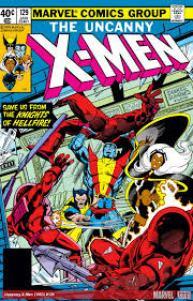 x-men-129 Banshee – The Irish X-Man