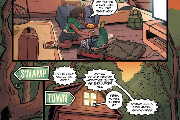 6968a27b-401c-4773-8d74-0551a911c3b9 GOOSEBUMPS SECRET OF THE SWAMP gets collected by IDW