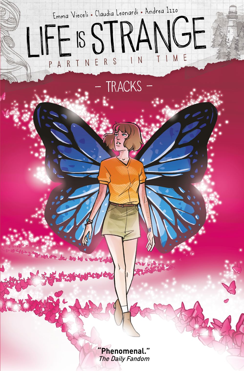 9781787734739 ComicList Previews: LIFE IS STRANGE VOLUME 4 PARTNERS IN TIME TRACKS TP
