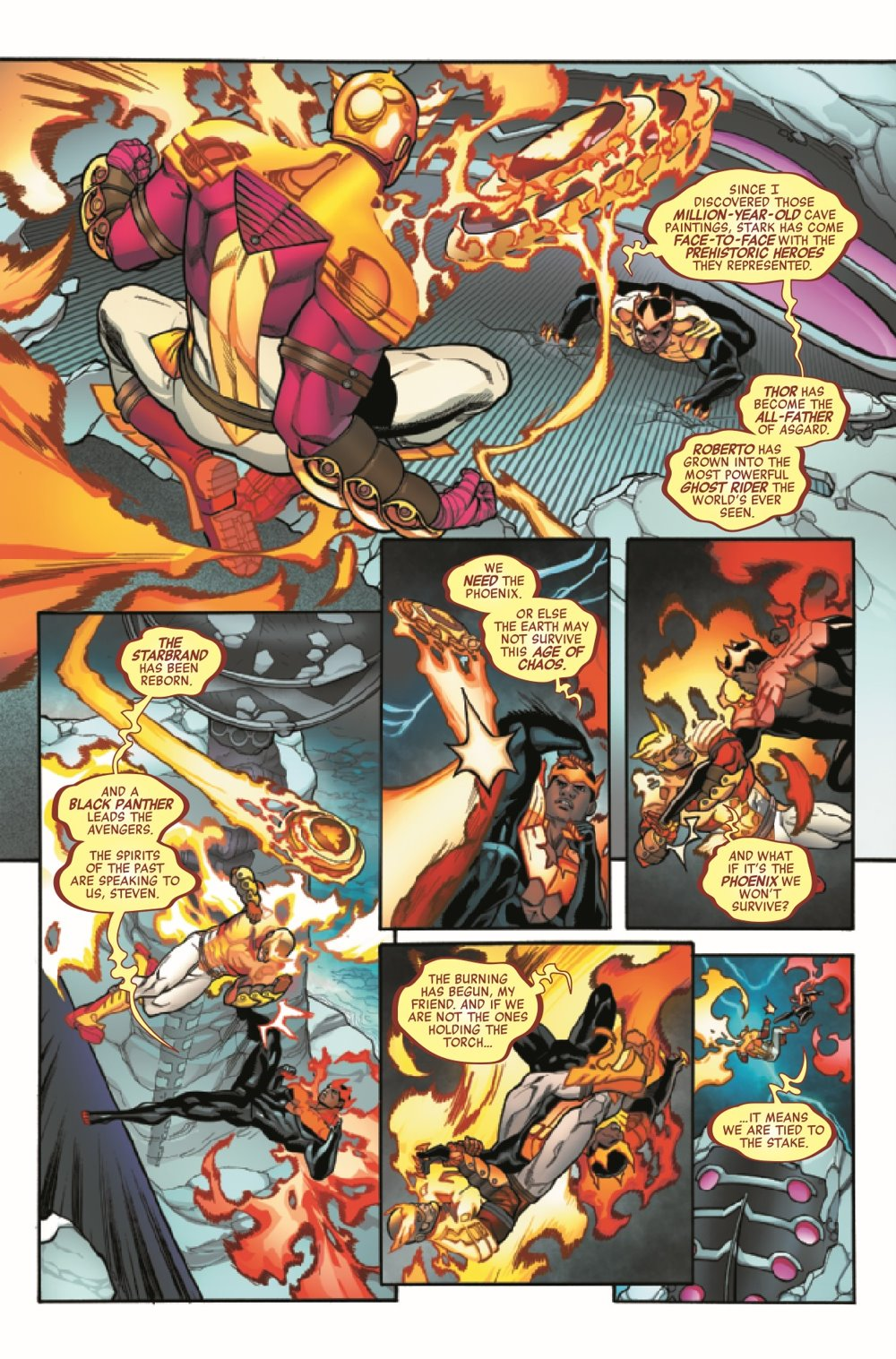 AVEN2018044_Preview-5 ComicList Previews: THE AVENGERS #44
