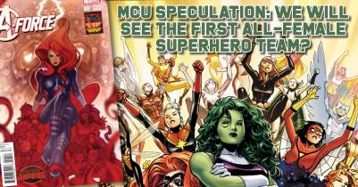 All-Female-300x157 MCU Speculation: Will We See the First All-Female Superhero Team?