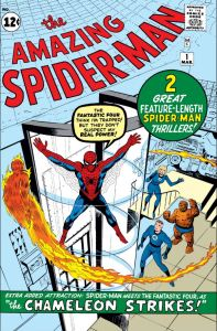 Amazing_Spider-Man_Vol_1_1-197x300 What to do When Silver Age Keys are Out of Reach?