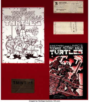 Artifacts-from-when-Eastman-and-Laird-Created-TMNT-261x300 What If Eastman and Laird Created TMNT Today?