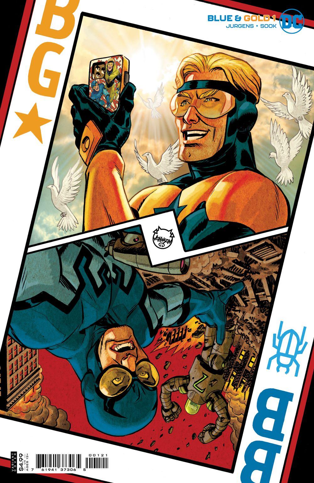 BG_Cv1_var DC Comics July 2021 Solicitations