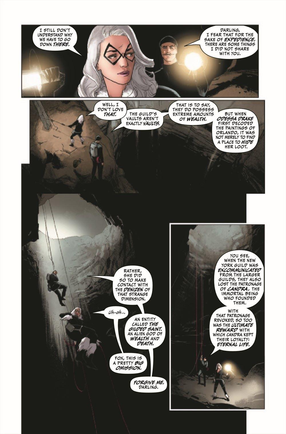 BLACKCAT2020005_Preview-5 ComicList Previews: BLACK CAT #5