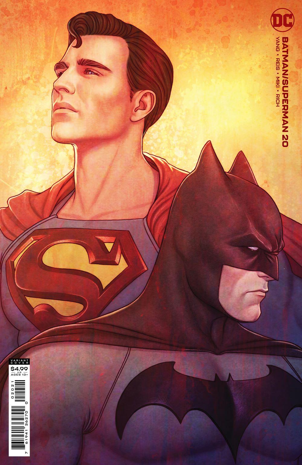 BMSM_Cv20_var DC Comics July 2021 Solicitations