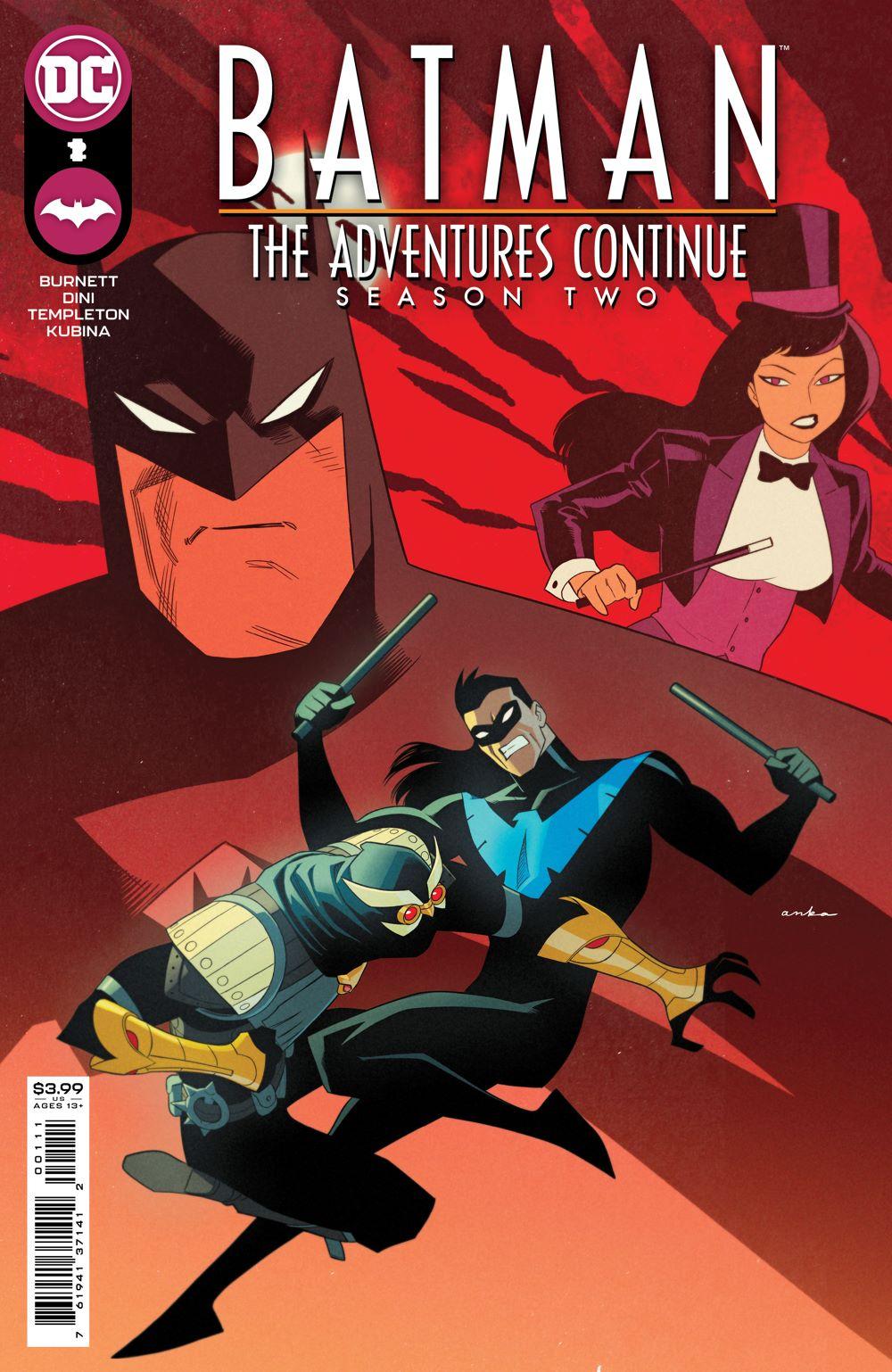 BMTACS2_Cv2 DC Comics July 2021 Solicitations