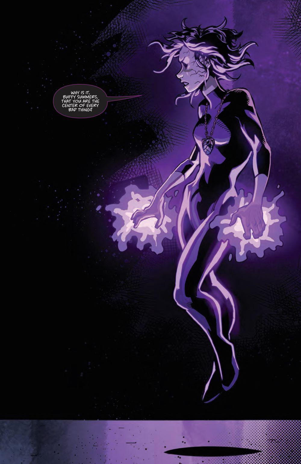 Buffy_024_PRESS_9 ComicList Previews: BUFFY THE VAMPIRE SLAYER #24