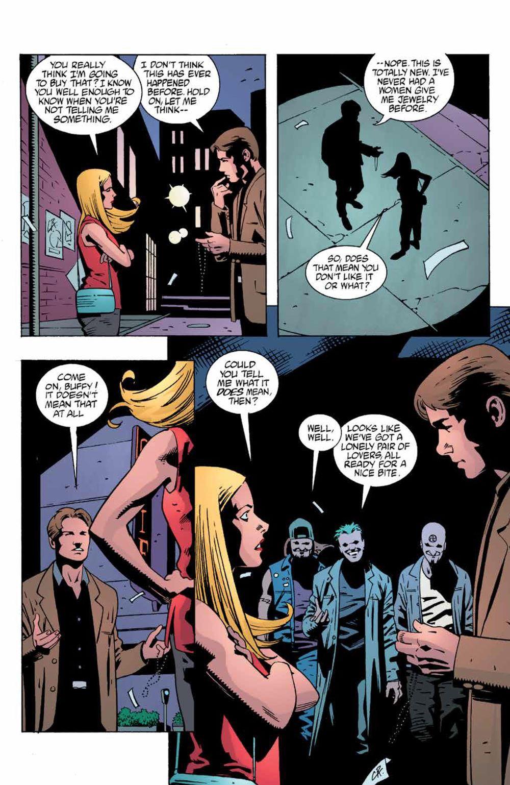 Buffy_Legacy_v4_SC_PRESS_10 ComicList Previews: BUFFY THE VAMPIRE SLAYER LEGACY EDITION VOLUME 4 SC