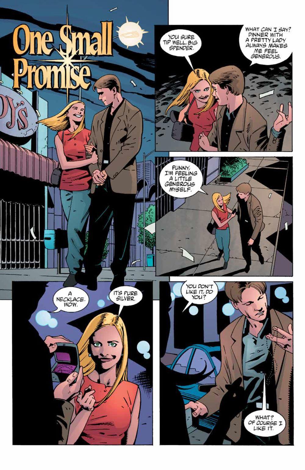Buffy_Legacy_v4_SC_PRESS_9 ComicList Previews: BUFFY THE VAMPIRE SLAYER LEGACY EDITION VOLUME 4 SC