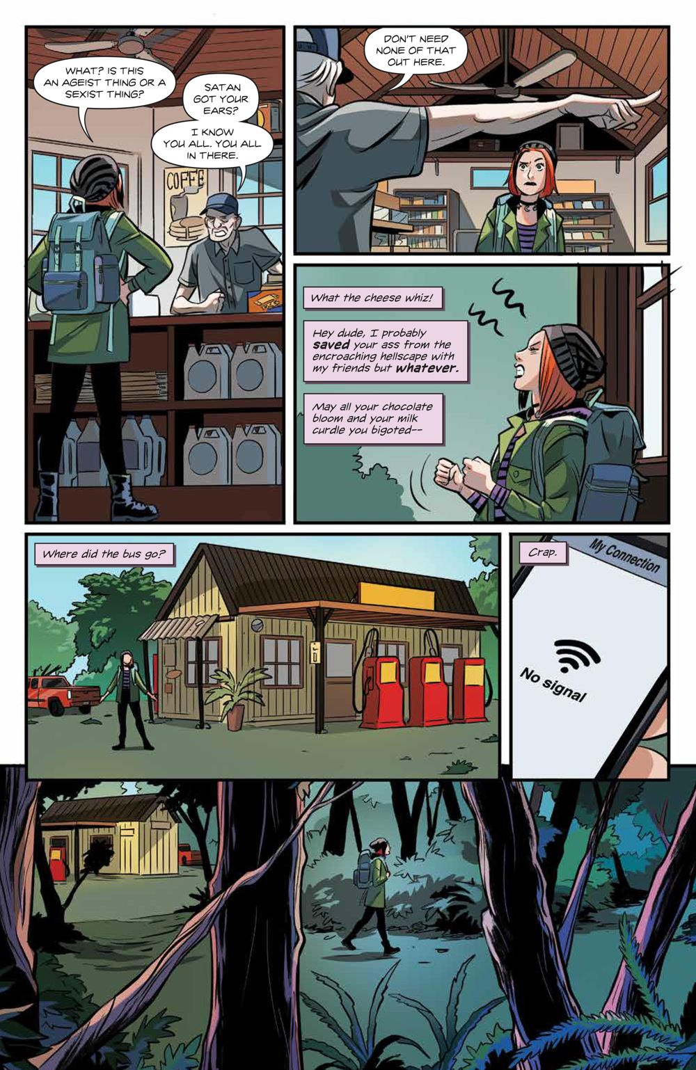 Buffy_Willow_SC_PRESS_19 ComicList Previews: BUFFY THE VAMPIRE SLAYER WILLOW TP