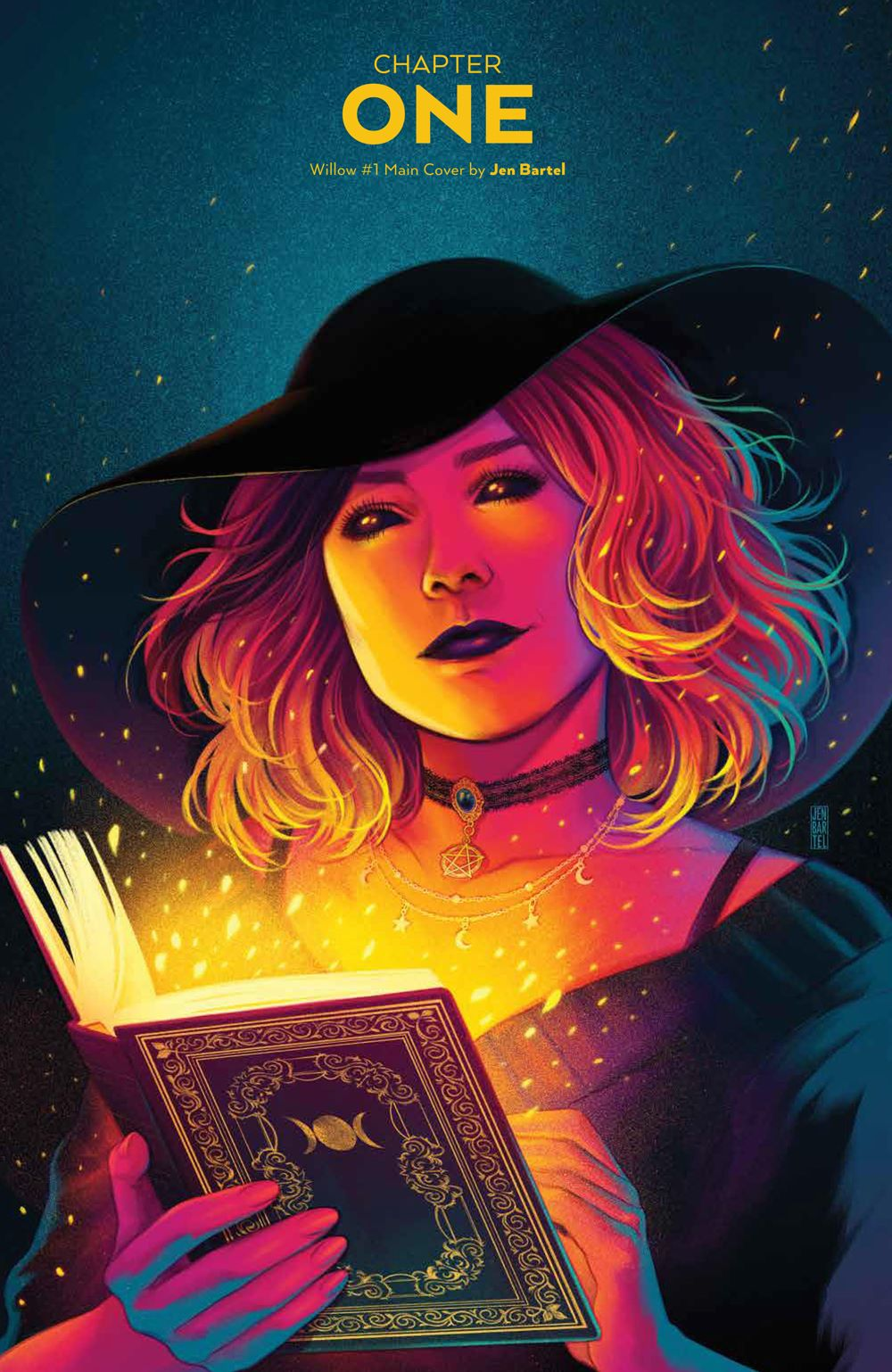 Buffy_Willow_SC_PRESS_8 ComicList Previews: BUFFY THE VAMPIRE SLAYER WILLOW TP