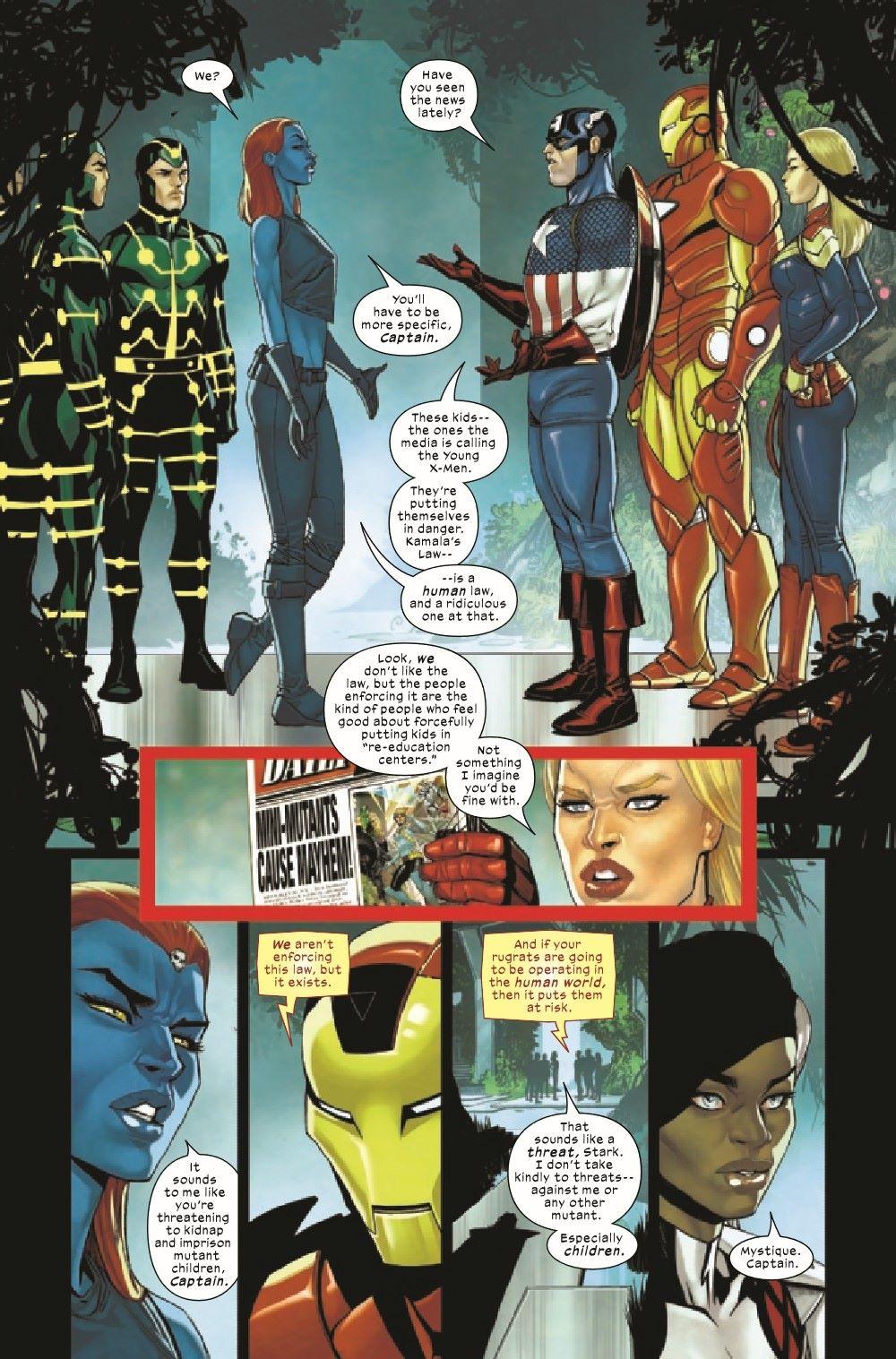 COTA2021002_Preview-3 ComicList Previews: CHILDREN OF THE ATOM #2