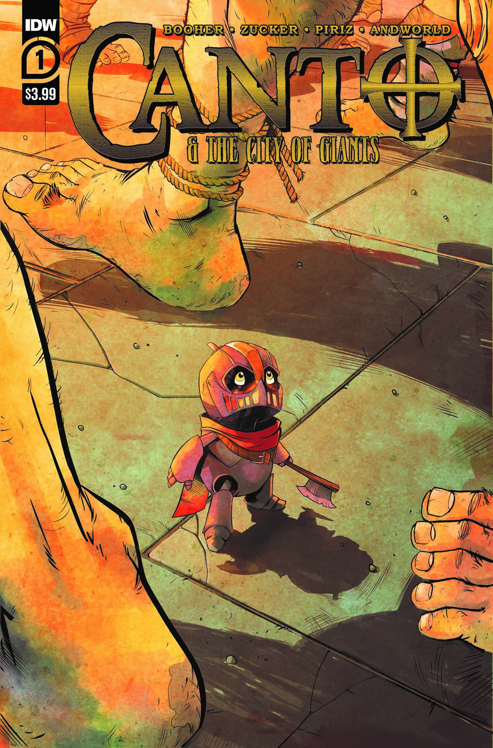Canto-CoG01_cvrA ComicList Previews: CANTO AND THE CITY OF GIANTS #1 (OF 3)