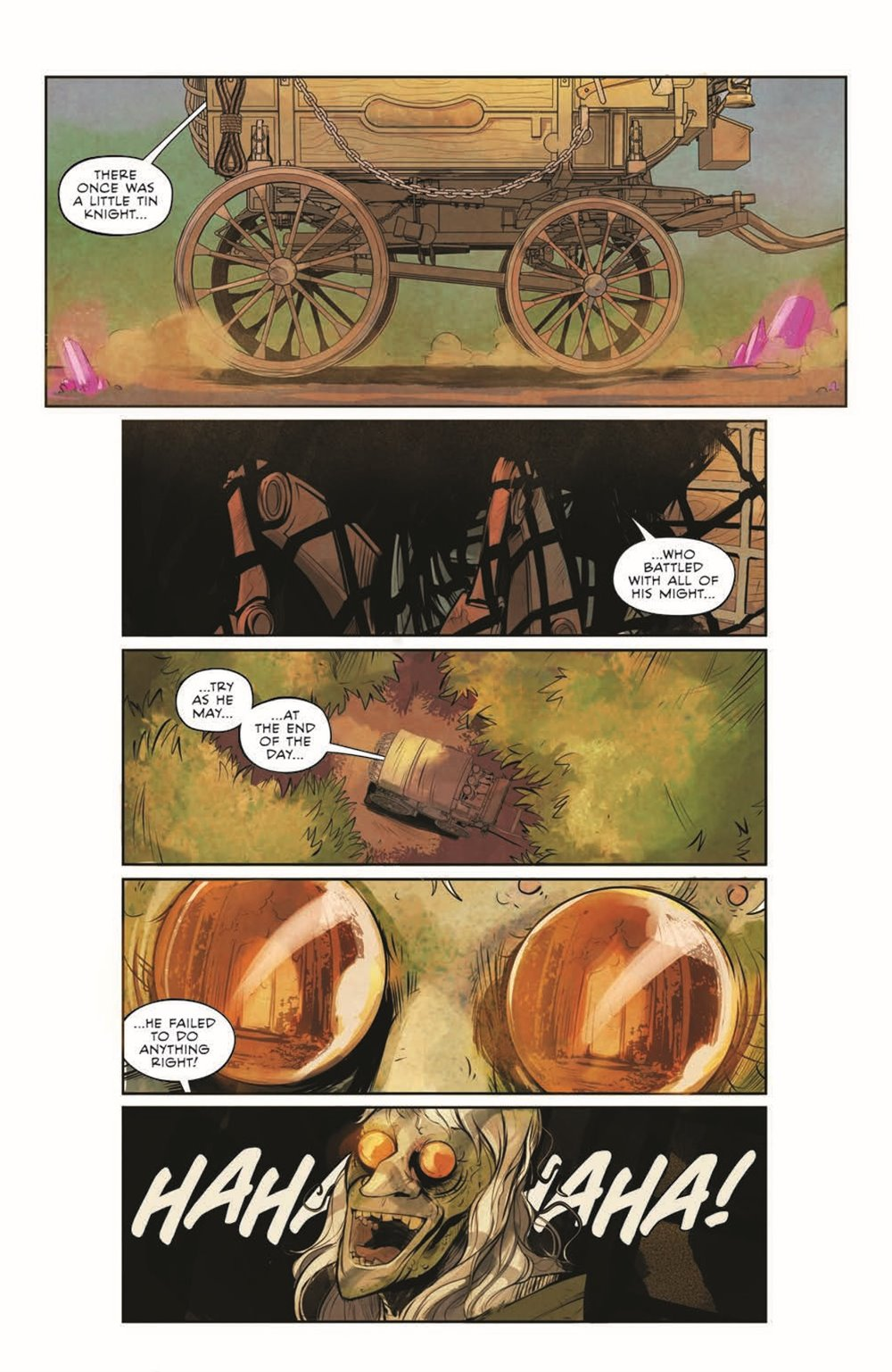 Canto-CoG01_pr-4 ComicList Previews: CANTO AND THE CITY OF GIANTS #1 (OF 3)